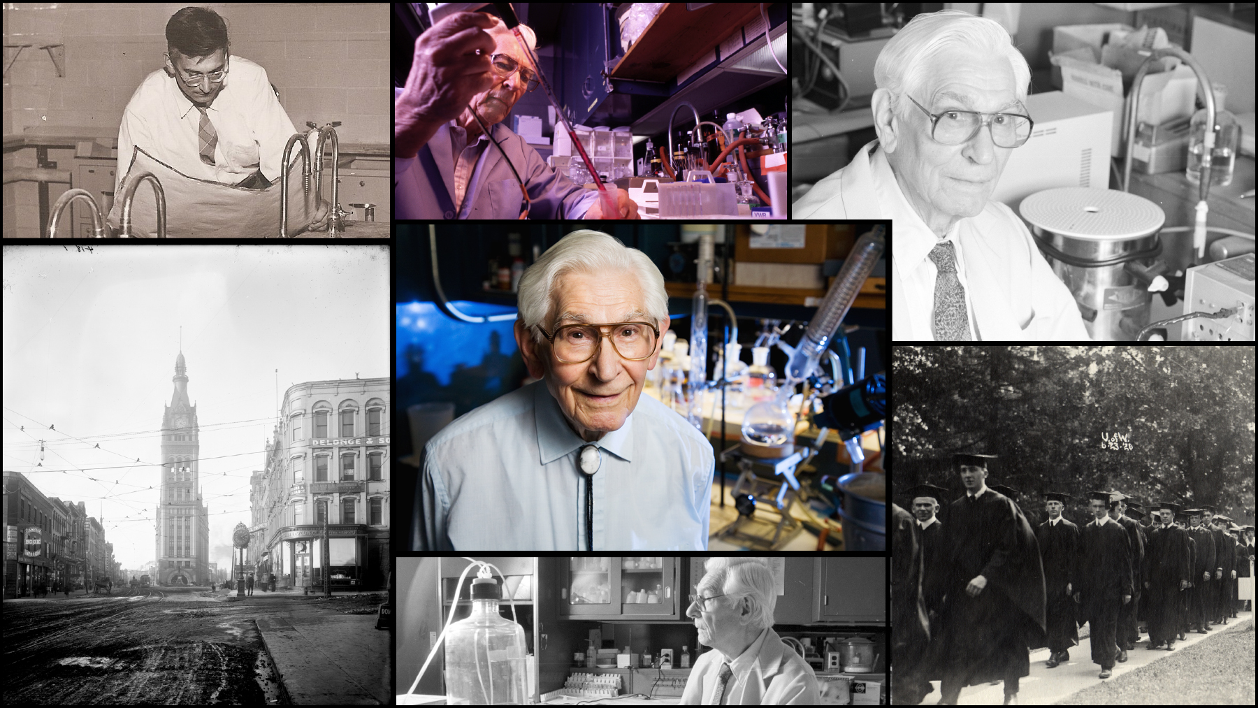 Professor Emeritus Fred Kummerow