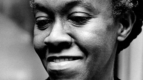 Gwendolyn Brooks. Photo by Nora Brooks Blakely