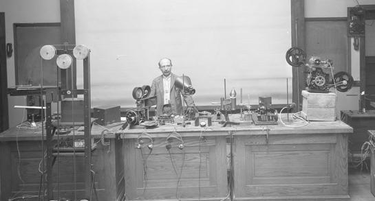 Photo courtesy of University of Illinois Archives