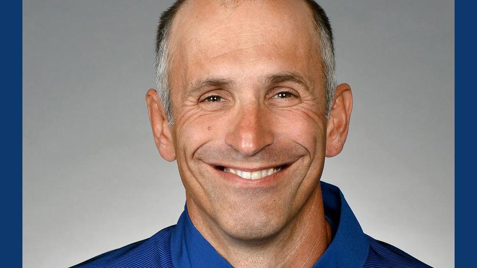Illinois disability sport coach Adam Bleakney
