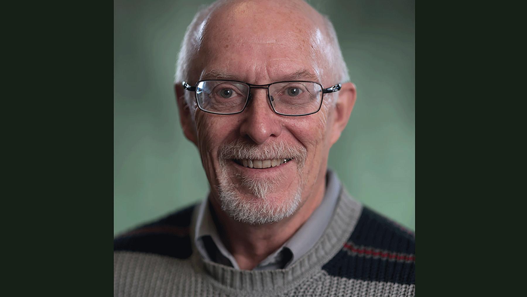 Social work dean Steve Anderson