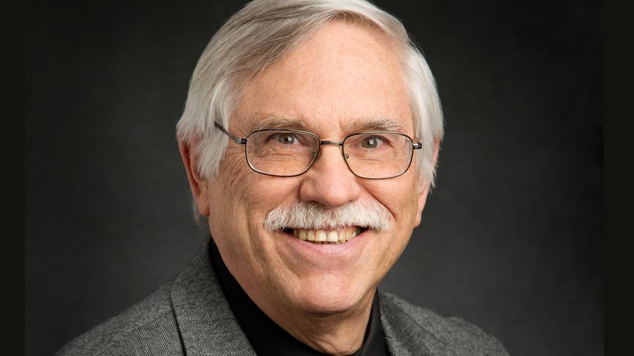 Professor emeritus John Lynn. Photo by L. Brian Stauffer