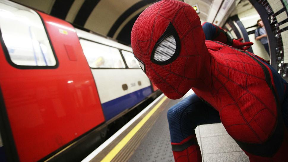 still image 'Spider-Man: Homecoming'