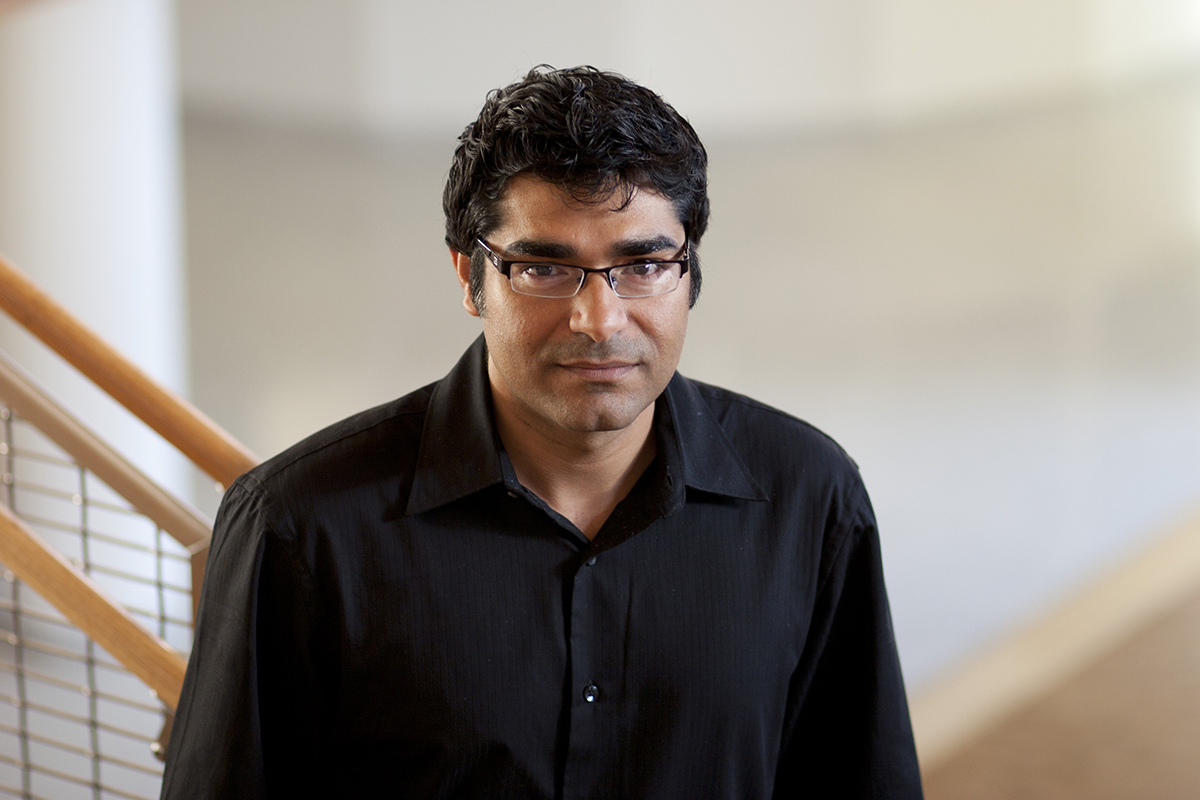 professor Ravi Mehta, image provided by the College of Business