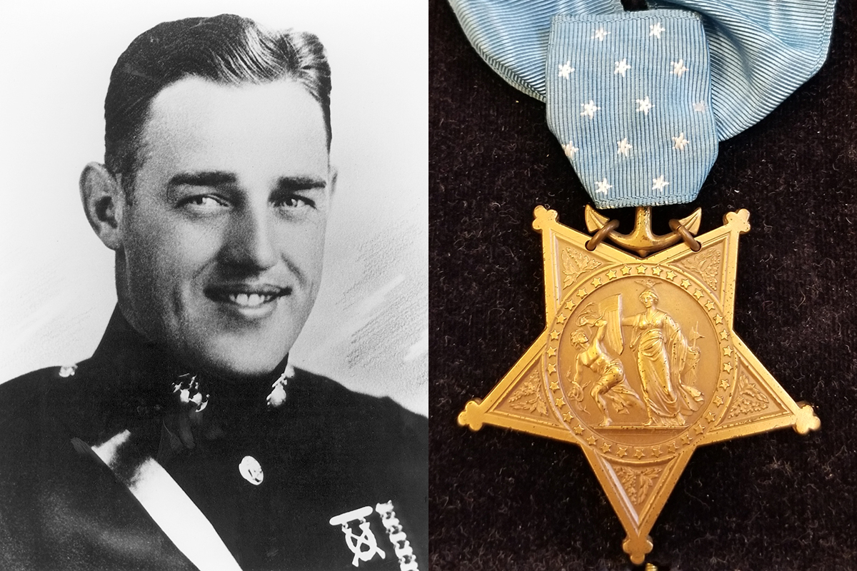 Maj. Kenneth D. Bailey