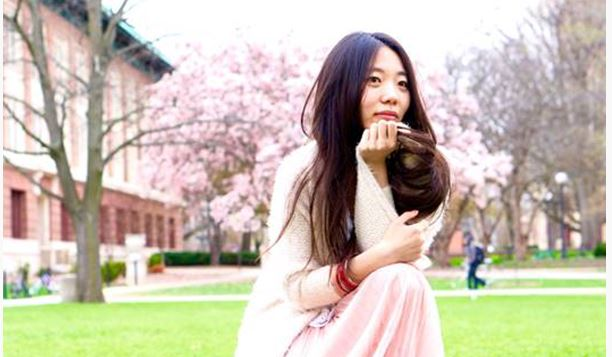 Shiya Liu works on advertising for Google. She is one of at least six alumni from the Department of Mathematics working at the prominent tech giant. (Image courtesy of Shiya Liu)