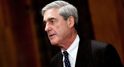 Robert Mueller. Photo by Brendan Hoffman/Getty Images