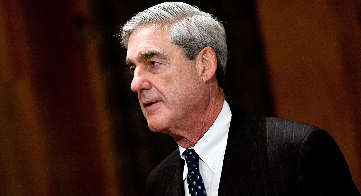 Robert Mueller. Photo by Brendan Hoffman/Getty Images