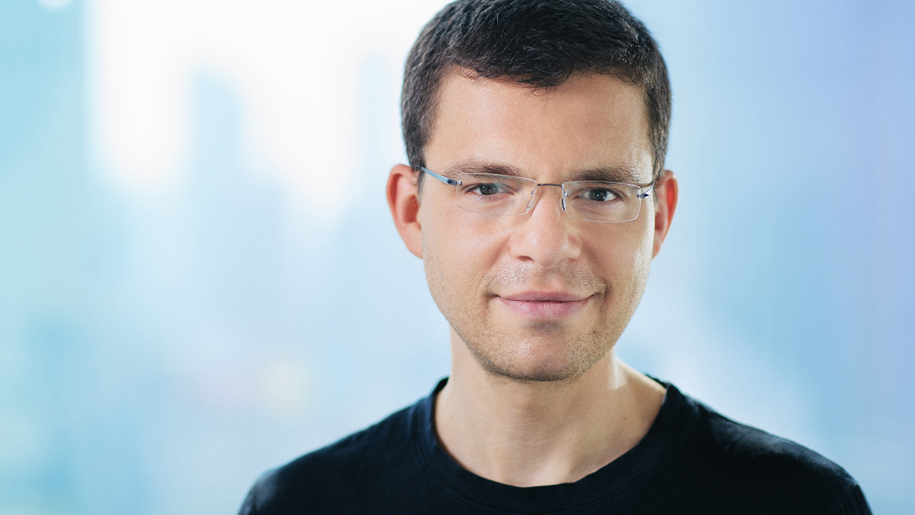 Max Levchin. Photo by Dave Marco