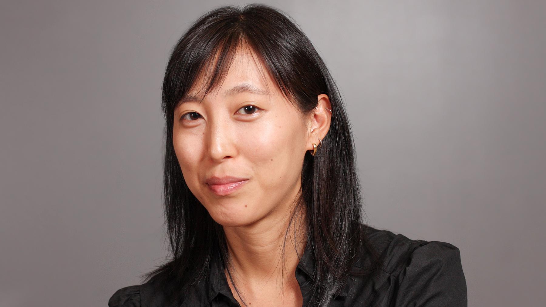 Professor Naomi Paik.  Photo courtesy the Asian American studies department at Illinois