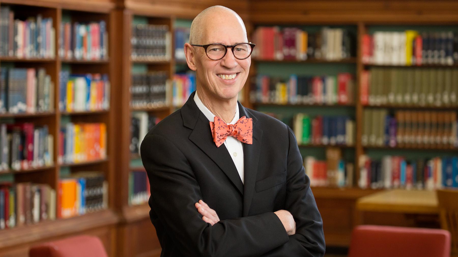 Dean of Libraries John Wilkin