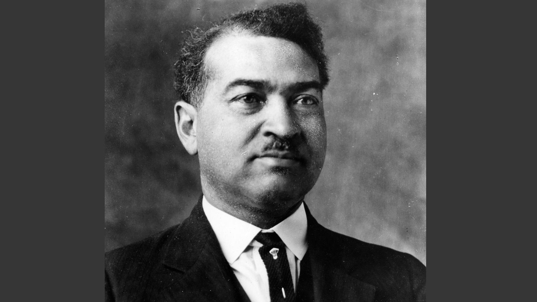 Albert Lee, courtesy of the University of Illinois Archives