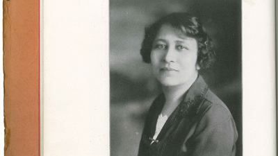 Maudelle Brown Bousfield. Photo courtesy Chicago Public Schools