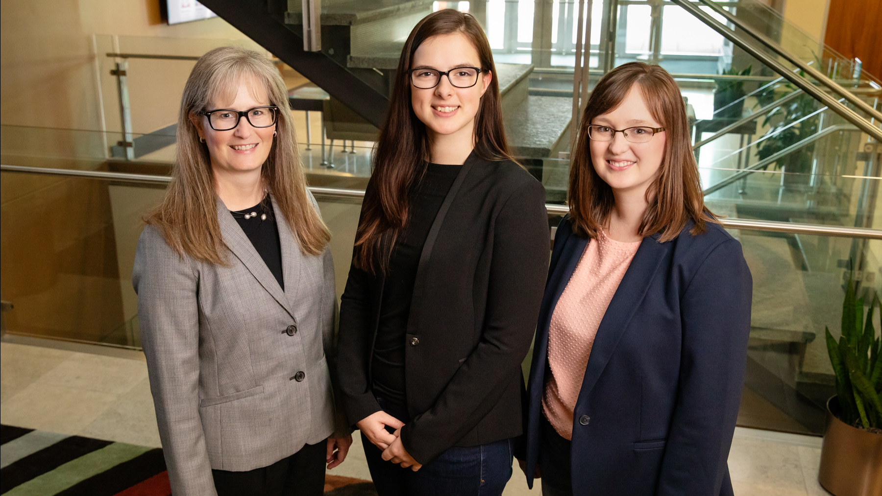 Sharon M. Nickols-Richardson, a professor of food science and human nutrition and director of Illinois Extension and Outreach; Cassandra J. Nikolaus, a graduate student in human nutrition and the lead author of the study; and Brenna Ellison, a professor of agricultural and consumer economics.