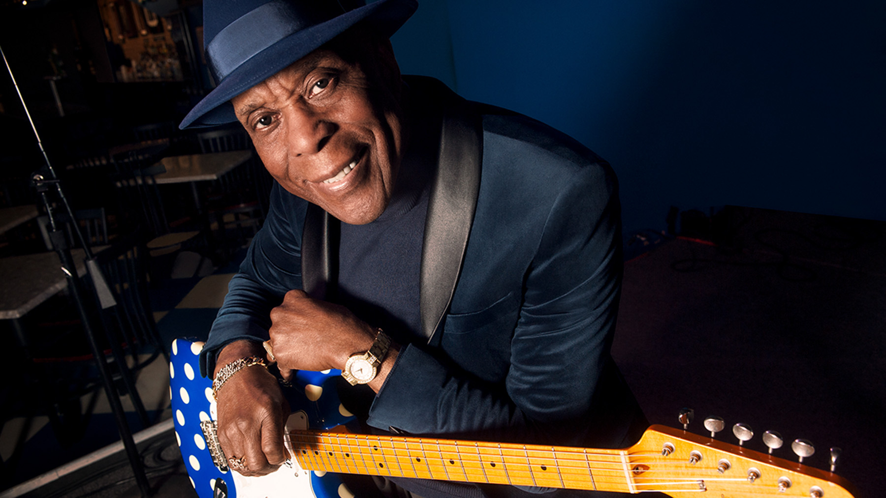 Buddy Guy.