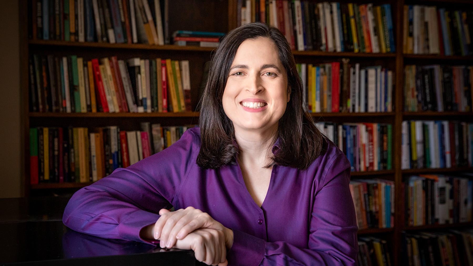professor of Latina/Latino studies Julie Dowling.