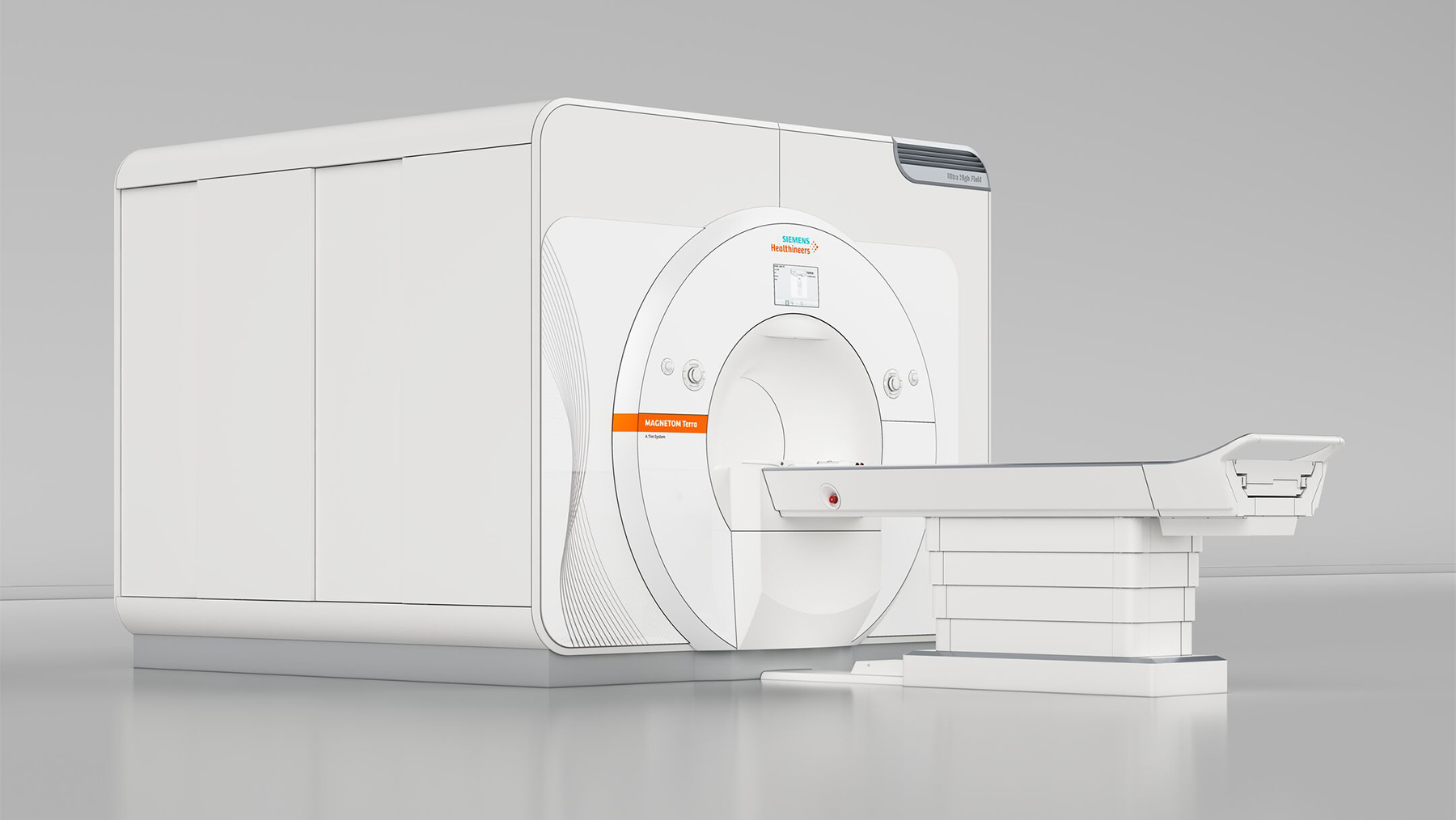 the 7 Tesla MRI machine