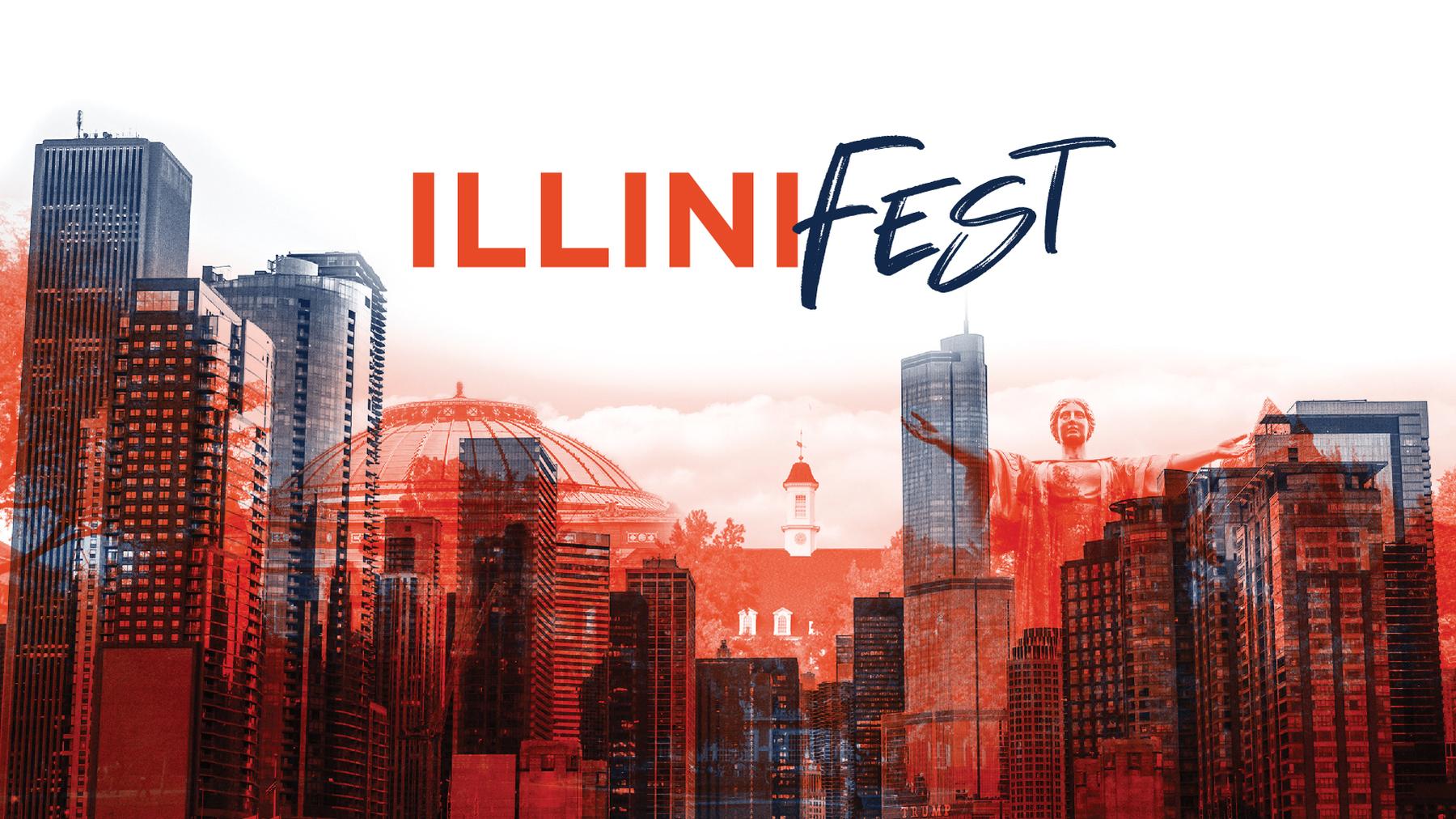 illini fest logo