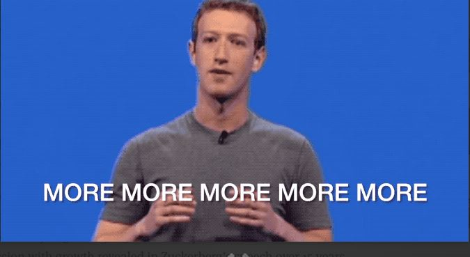 still image from gif - zuckerberg