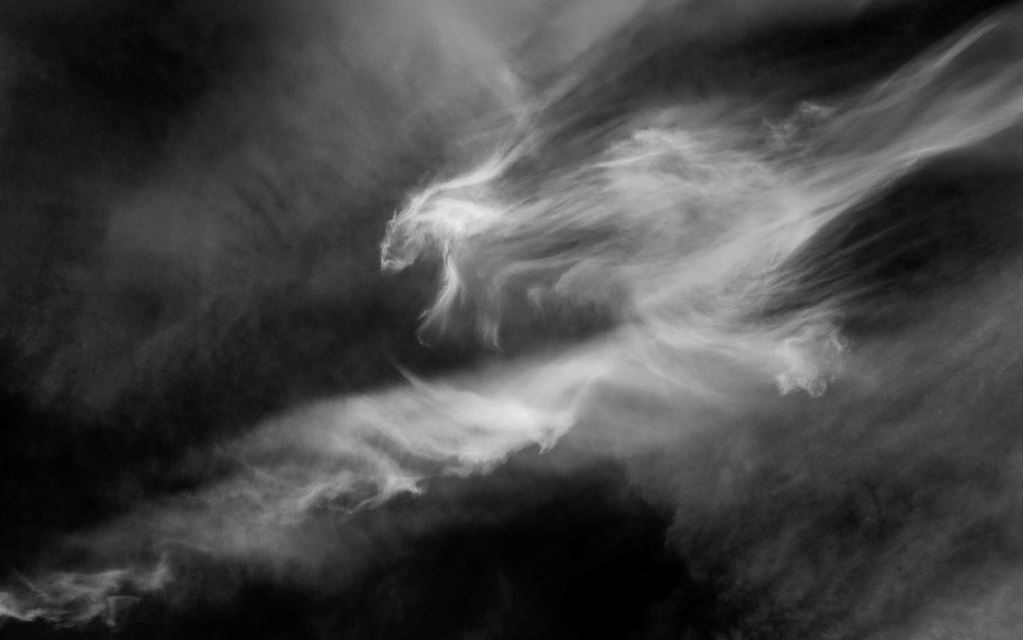 cloud photo by Robert Couse-Baker. It looks like a donkey head (to me)