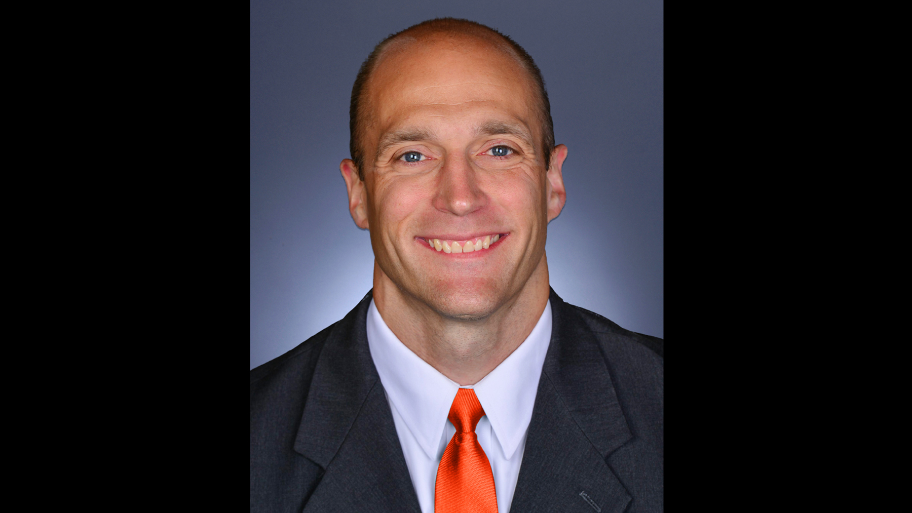 Josh Whitman. Image courtesy Division of Intercollegiate Athletics