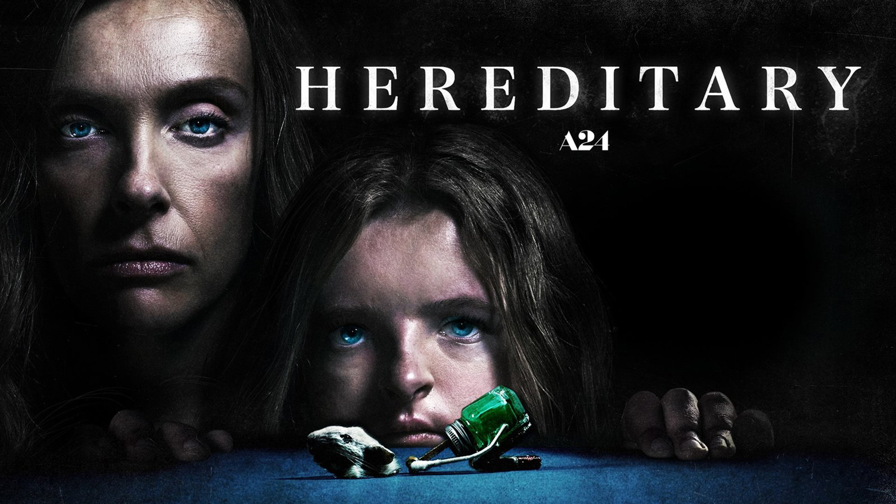 film poster for 'Hereditary'