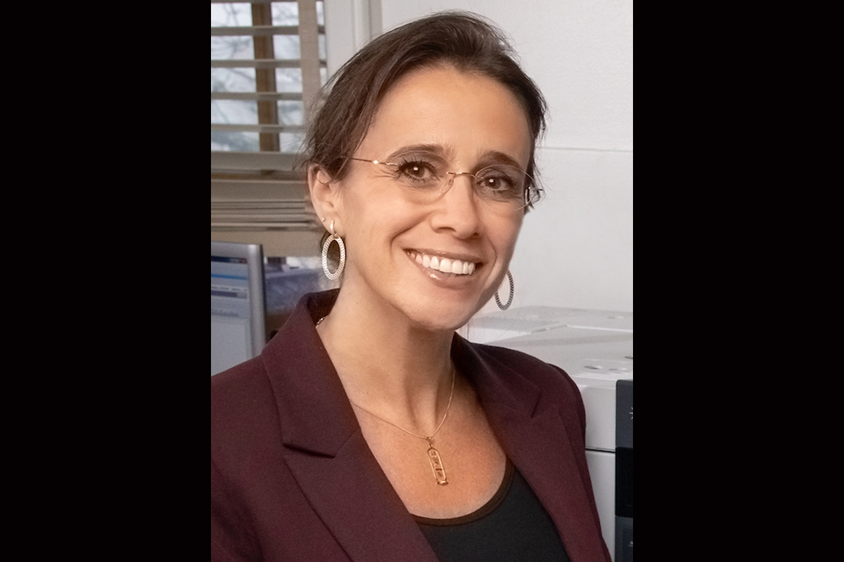 Professor Yanina Pepino