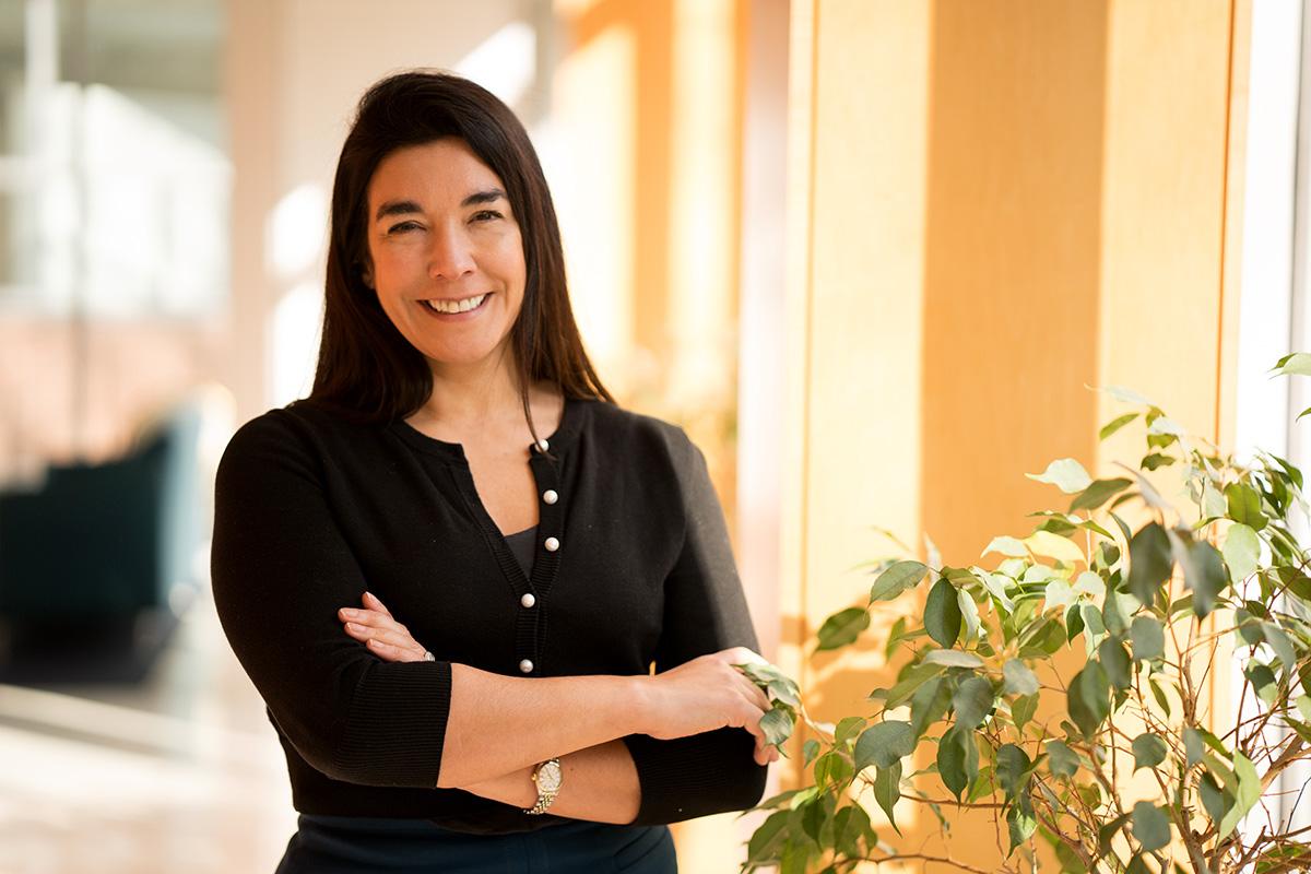 U. of I. psychology professor Dolores Albarracín.  Photo courtesy Dolores Albarracín