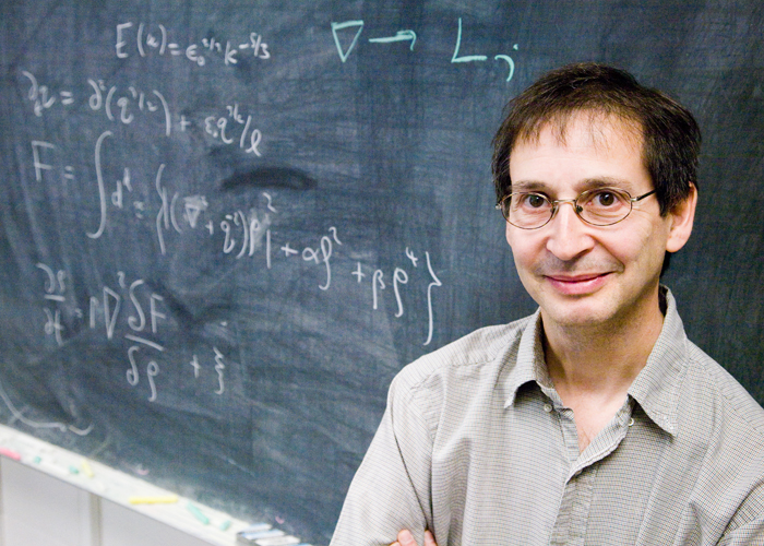 Professor Nigel Goldenfeld