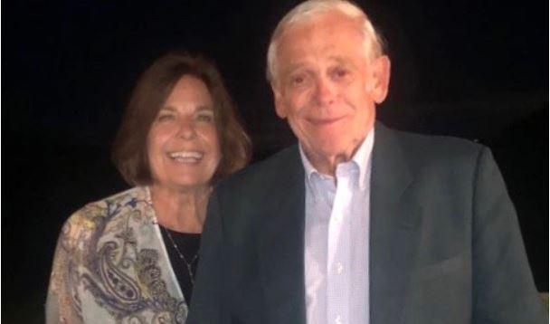 Jane and Bill Donaldson