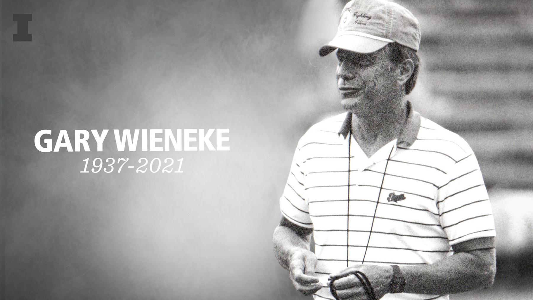 coach Gary Wieneke