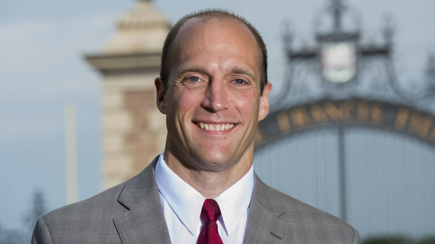 DIA director Josh Whitman
