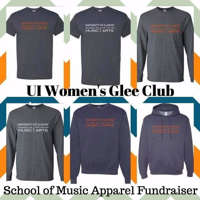 SOM Apparel to support Women s Glee Club  6b9529642b
