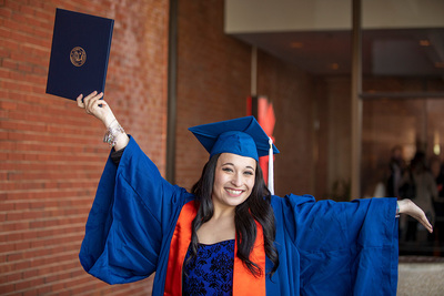 2020 and 2021 graduates will have the option of an in-person individual, private stage-crossing experience May 10-17.