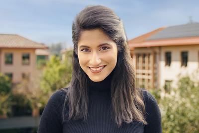 A chemistry major in the College of Liberal Arts and Sciences, Sriyankari Chitti will use the Knight-Hennessy Scholar award to support a Ph.D. in chemistry at the Stanford School of Humanities and Sciences.