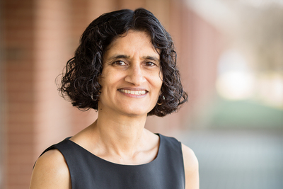 Professor Suja Thomas