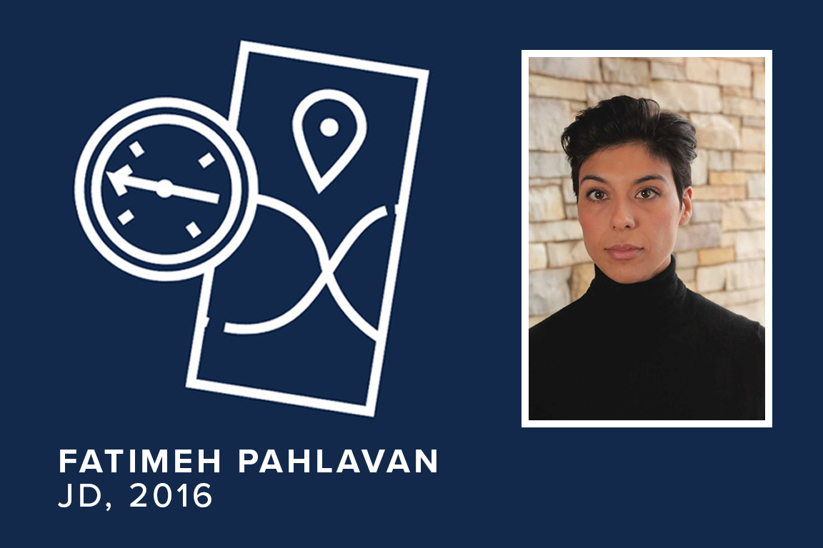 Where are they now? Fatimeh Pahlavan