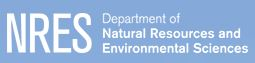 NRES Natural Resources and Environmental Sciences