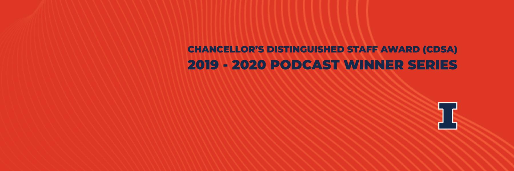 Banner of CDSA Award Podcast Series