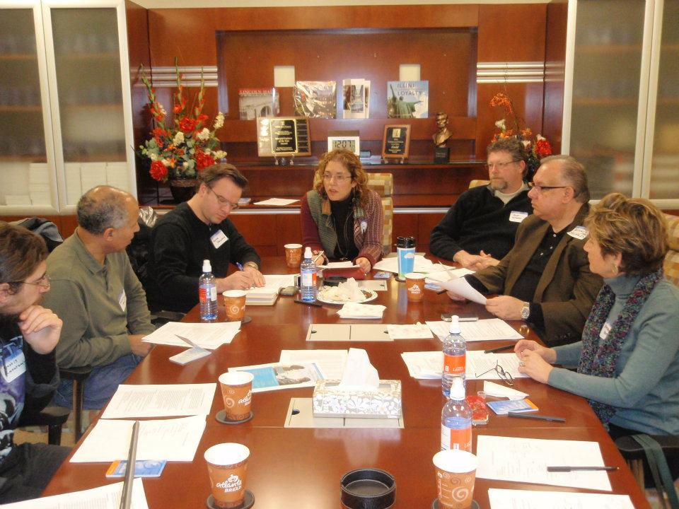 MGS Advisory Board Meeting 02.15.2012