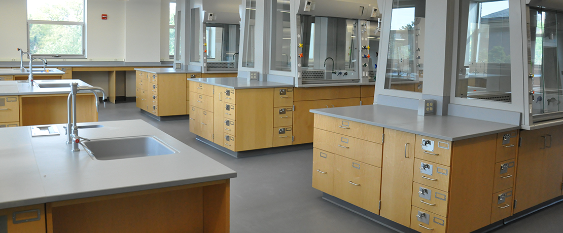 Chemisty Annex reopens after renovation