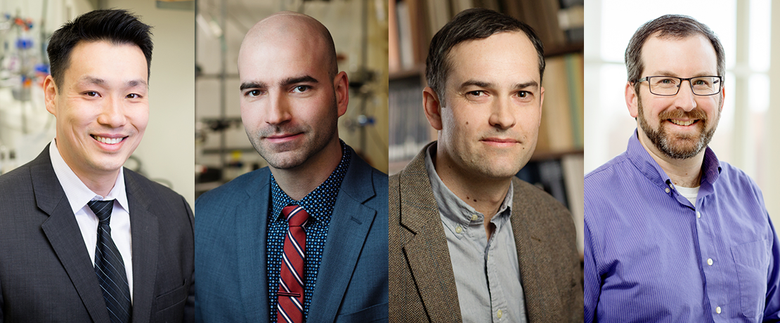 Four LAS professors named Sloan Research Fellows