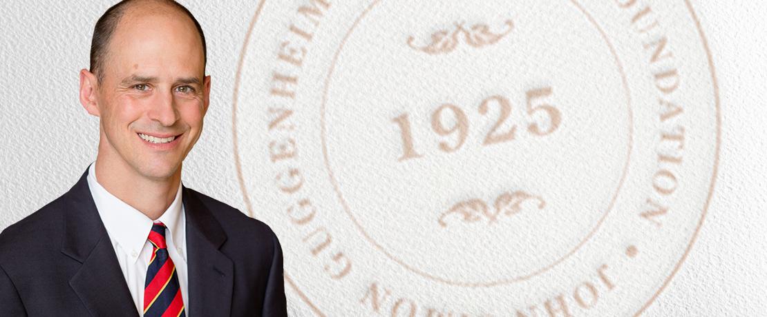 Religion professor awarded Guggenheim Fellowship