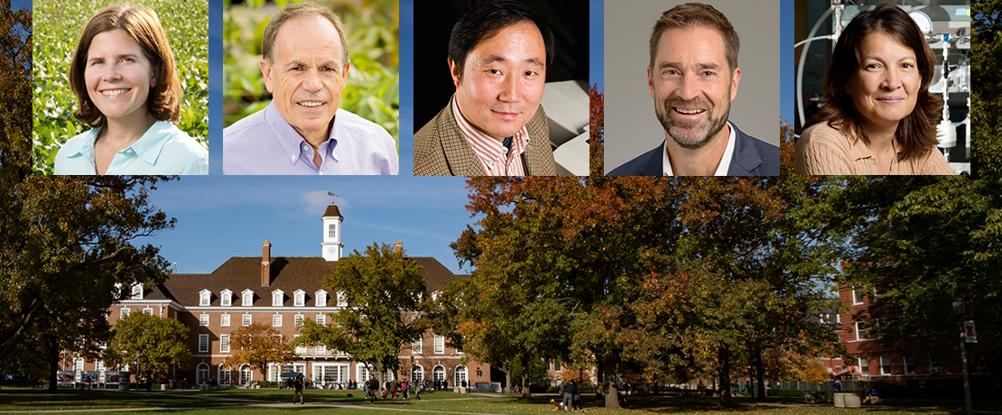 Four College of LAS professors rank among world's most influential researchers
