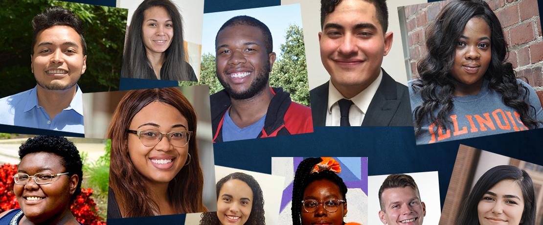 Graduating Lincoln Scholars set sights on future