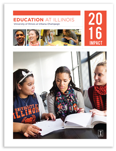Education at Illinois 2016 IMPACT