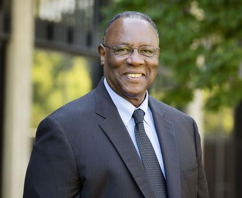Interim Dean James D. Anderson