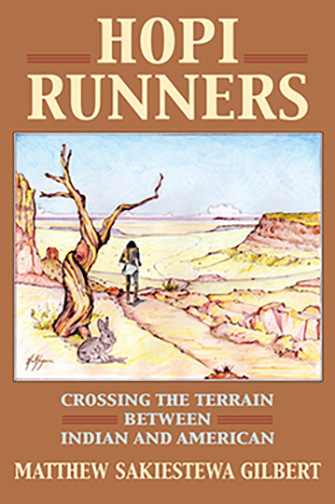 Hopi Runners -- book cover