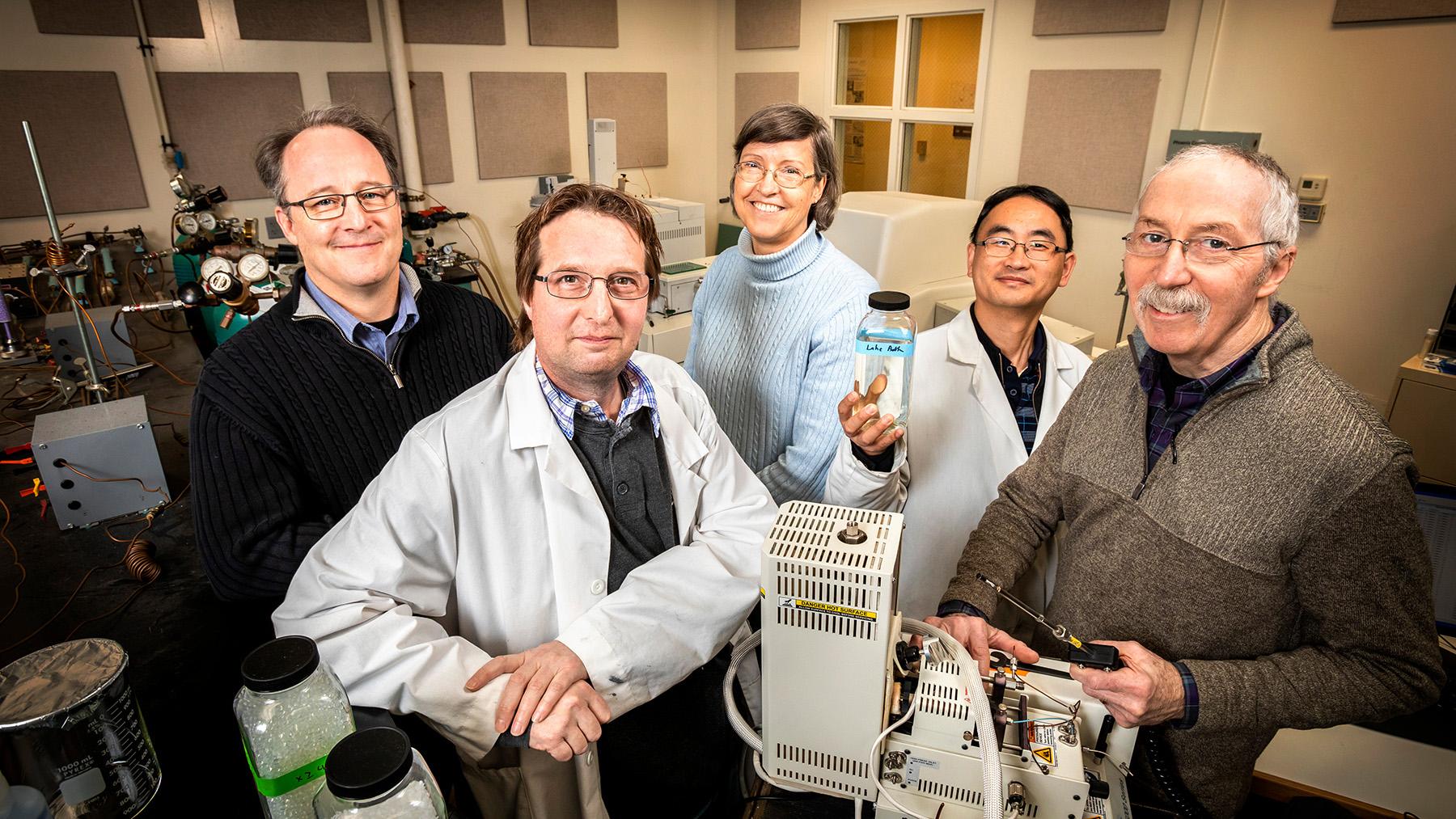 Walton R. Kelly, John Scott, Nancy Holm, Wei Zheng and Samuel V. Panno