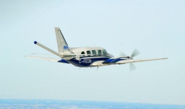 Piper Navaho aircraft